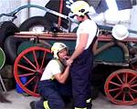 Les pompiers en chaleur !